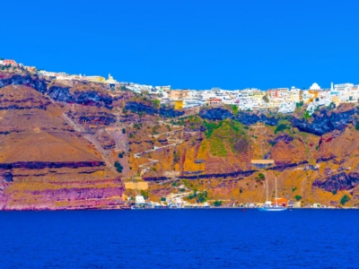 Santorini Car Hire Locations